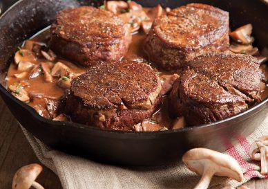 Sunday-steak-cooked